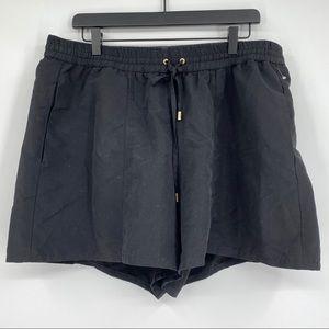 Cacique lane Bryant swim bottoms shorts bathing 14